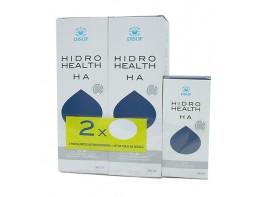 SOL LENTES HIDRO HEALTH HA 2X360 + 60ML