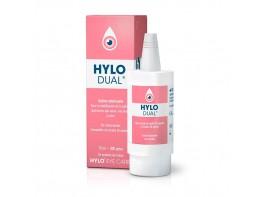 HYLO-DUAL COLIRIO LUBRICANTE 10 ML